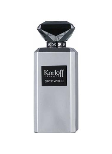 Korloff Private Silver Wood Man Edp 50 Ml Erkek Parfüm Renksiz